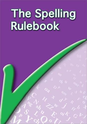 9781903842065: The Spelling Rulebook