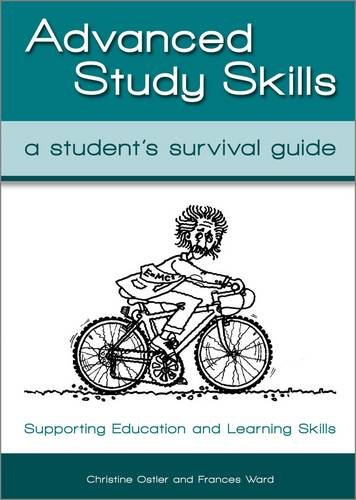 9781903842072: Advanced Study Skills: A Student's Survival Guide