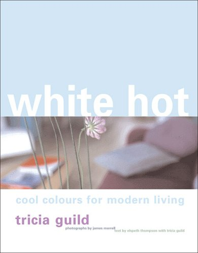 9781903845059: White Hot: Cool Colours for Modern Living