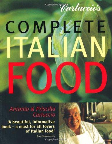 9781903845561: Carluccio's Complete Italian Food