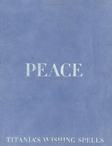 9781903845882: Peace (Titania's Wishing Spells)