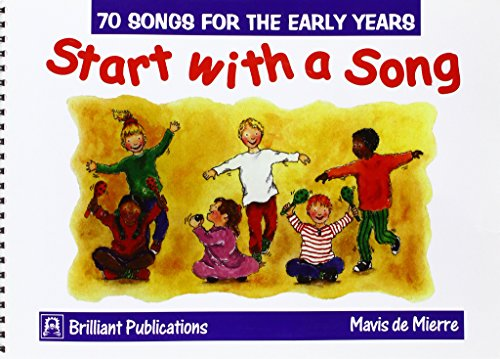 9781903853221: Start with a Song: 70 Songs for the Early Years