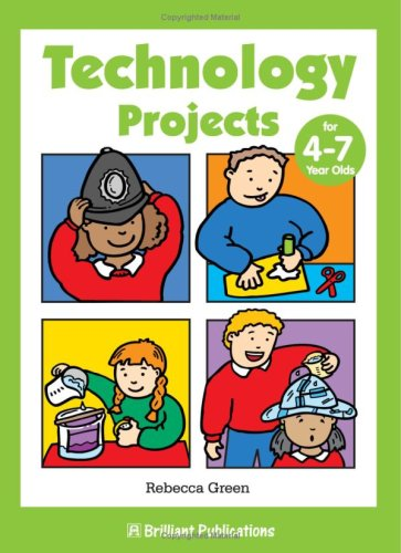 9781903853528: Technology Projects for 4-7 Year Olds