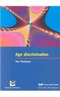 9781903855591: Age discrimination (Theory into Practice)