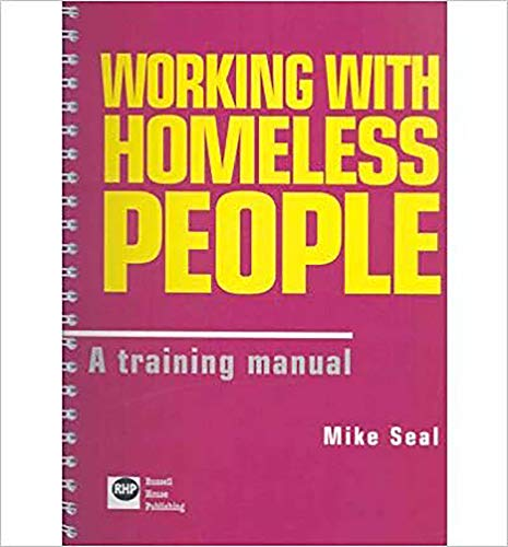 9781903855713: Working with homeless people: A training manual