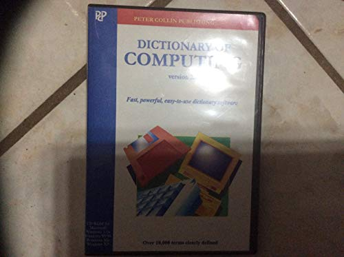 9781903856123: Dictionary of Computing