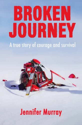 9781903872185: Broken Journey: A True Story of Courage and Survival