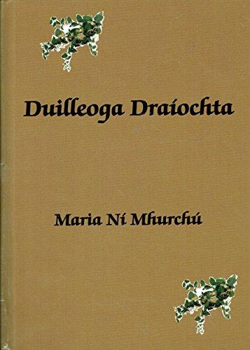Duilleoga Draiochta: Maria Ni Mhurchú
