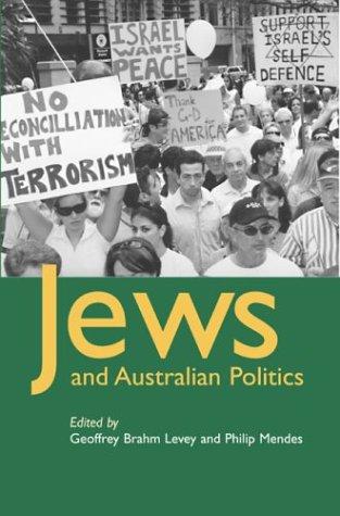 9781903900710: Jews and Australian Politics