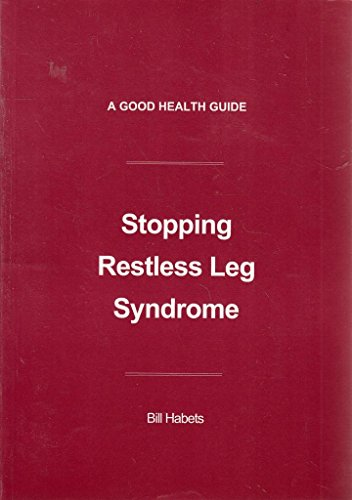 Stopping Restless Leg Syndrome.