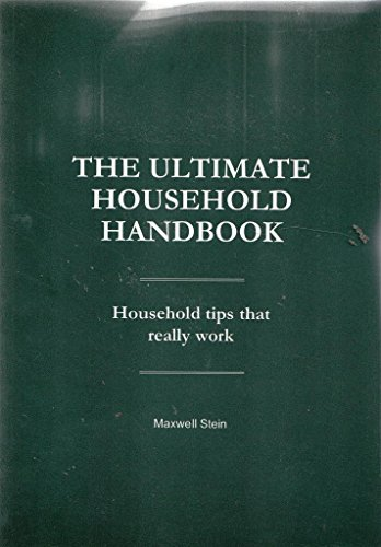 The Ultimate Household Handbook