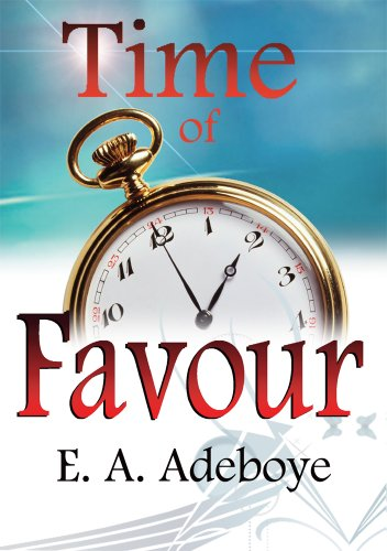 9781903905616: Time of Favour