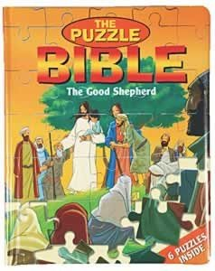 9781903921791: The Good Shepherd: The Puzzle Bible