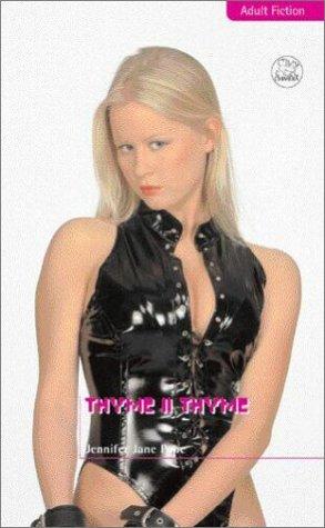 Thyme II Thyme: Pope, Jennifer Jane