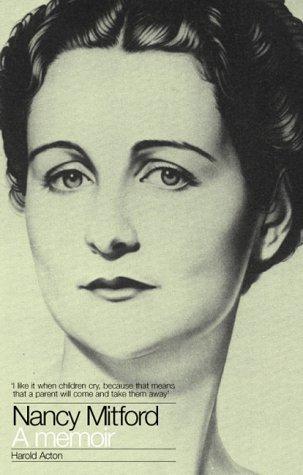 9781903933015: Nancy Mitford: A Memoir