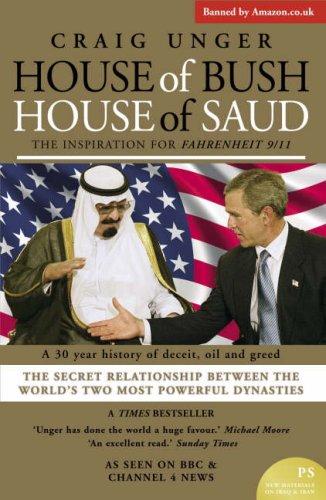 9781903933893: House of Bush House of Saud