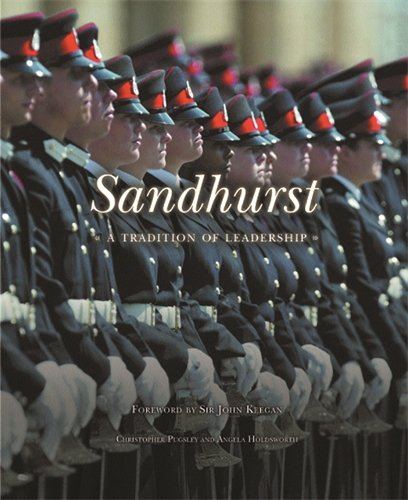 9781903942390: Sandhurst: A Tradition of Leadership