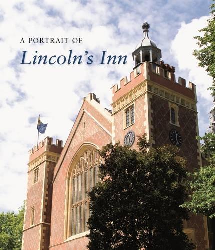 9781903942543: A Portrait of Lincoln's Inn