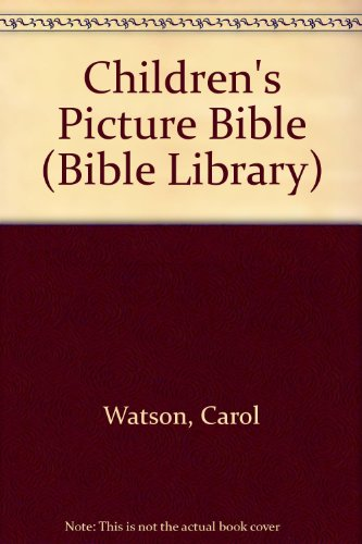 9781903954126: Children's Picture Bible (Bible Library)