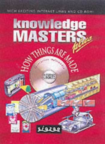 9781903954386: How Things are Made (Knowledge Masters Plus)