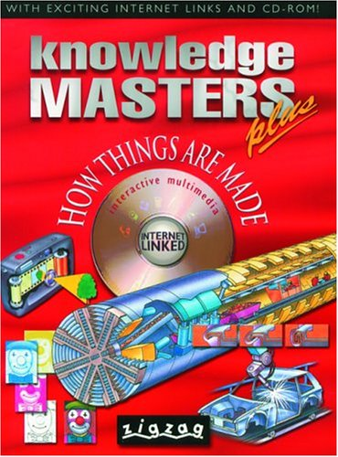 9781903954423: Knowledge Masters Plus: How Things are Made