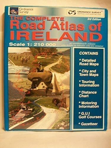 The Complete Road Atlas of Ireland: John Grenham