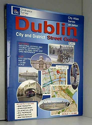 Dublin City and District Street Guide (Irish: Ordnance Survey Ireland