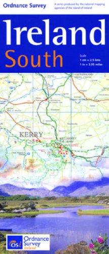 Ireland South: Ordnance Survey Ireland