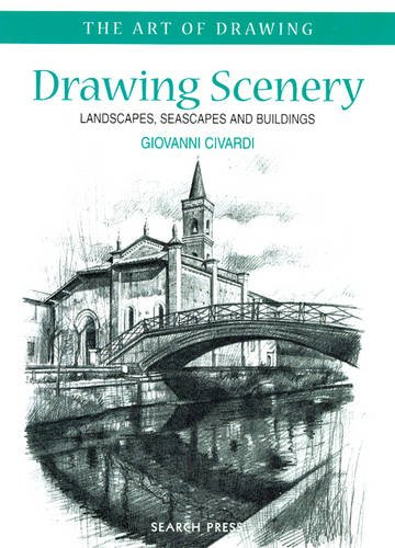 9781903975107: Drawing Scenery: Landscapes, Seascapes and Buildings (Art of Drawing)