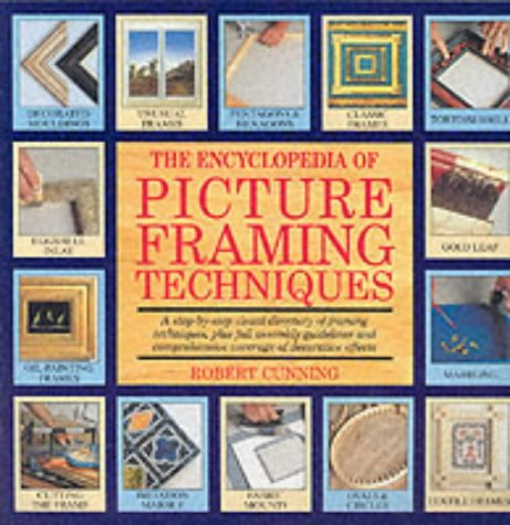 9781903975282: Encyclopedia of Picture Framing Techniques