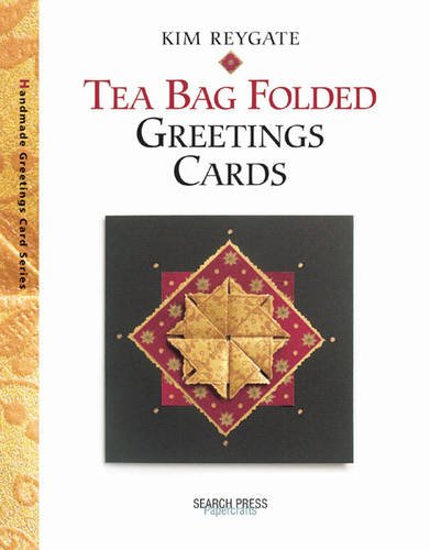 9781903975763: Tea Bag Folded Greetings Cards (Handmade Greetings Cards)