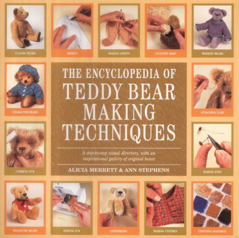 9781903975954: The Encyclopedia of Teddy Bear Making Techniques