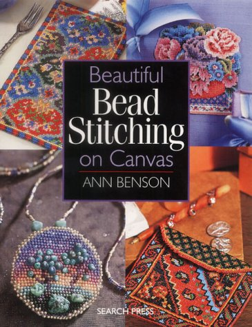 9781903975961: Beautiful Bead Stitching on Canvas