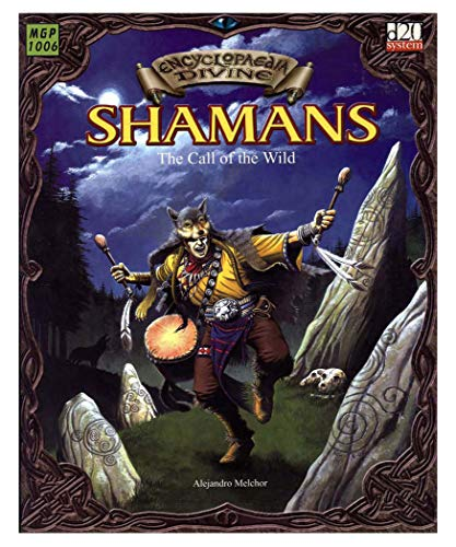 Encyclopaedia Divine: Shamans: The Call of the Wild (d20)