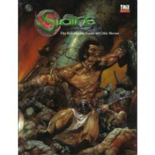 Slaine RPG: Of Celtic Heroes