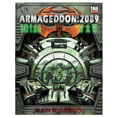9781903980958: Armageddon 2089: Total War