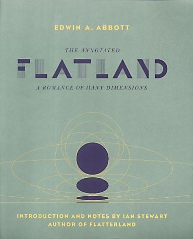 9781903985175: The Annotated Flatland: A Romance of Many Dimensions