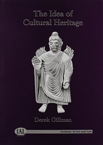 9781903987193: The Idea of Cultural Heritage