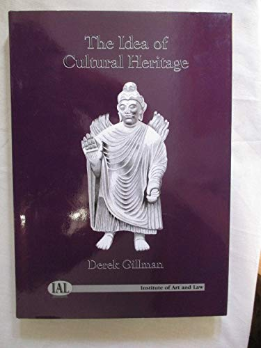 9781903987209: The Idea of Cultural Heritage