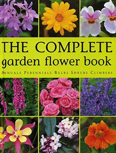 9781903992166: The Complete Garden Flower Book