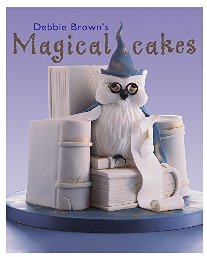 9781903992333: Debbie Brown's Magical Cakes