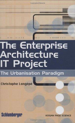 9781903996386: The Enterprise Architecture IT Project: The Urbanisation Paradigm