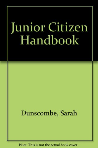 9781903997079: Junior Citizen Handbook