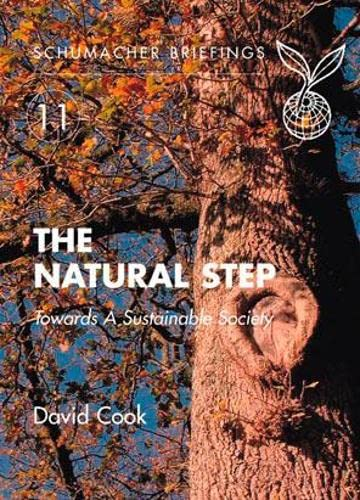 Natural Step Towards A Sustainable Society: David Cook