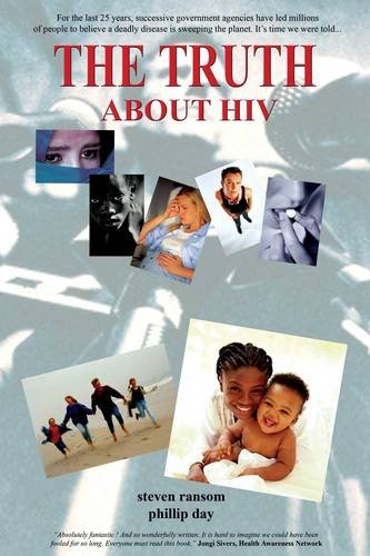 The Truth About HIV (1904015174) by Day, Phillip; Ransom, Steven