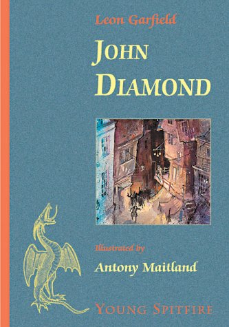 9781904027324: John Diamond (Young Spitfire Edition)