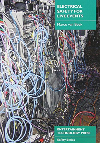 Electrical Safety for Live Events (Paperback)