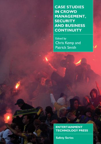 9781904031635: Case Studies in Crowd Management, Security and Business Cont