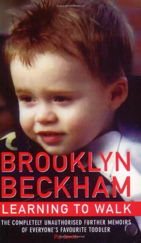 9781904034407: Brooklyn Beckham: Learning to Walk