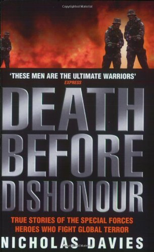 Death Before Dishonour: Davies, Nicholas